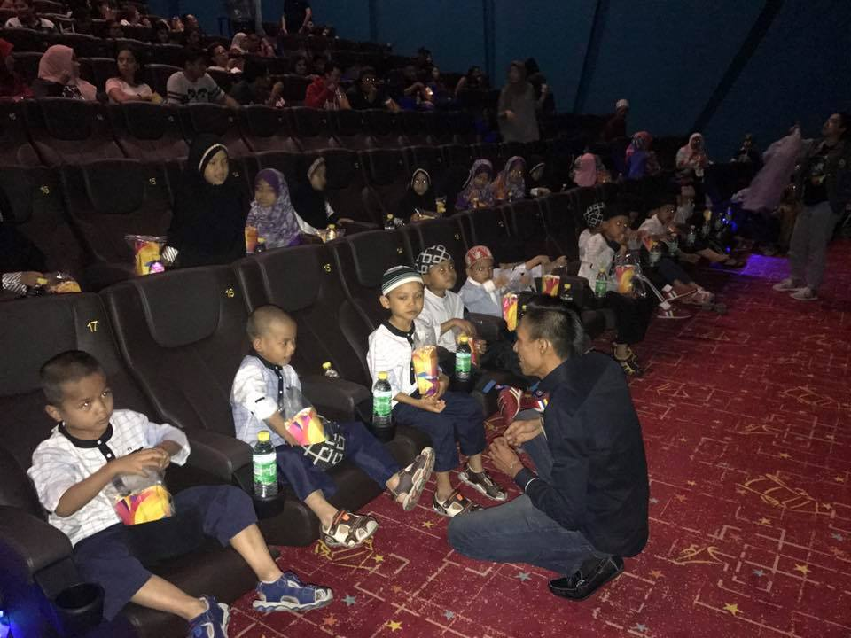 Movie Time with Orphanage